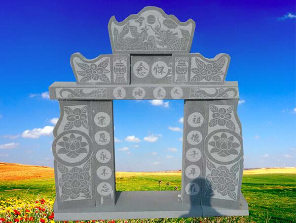 简述湖北墓碑石材选择有什么要求呢